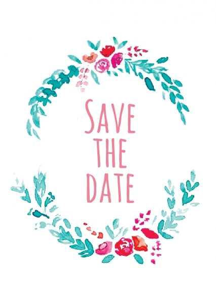 Save-the-date-recto